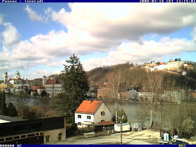 Webcam , Innenstadt Passau