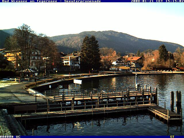 Dettagli webcam Bad Wiessee
