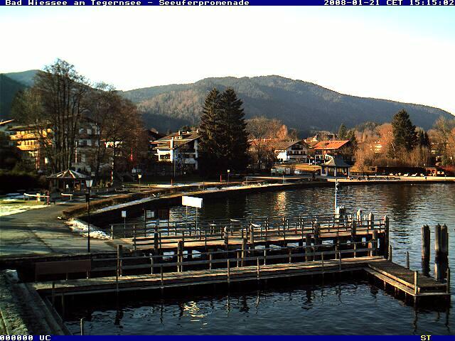 Webcam , Tegernsee - Bad Wiessee