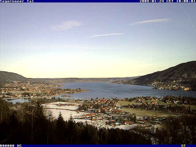 Tegernsee webcam - Tegernsee 1 webcam, Bavaria, Miesbach
